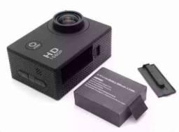 Promocao Câmera Esportiva Go Pro Full HD 1080P a prova d'água nova
