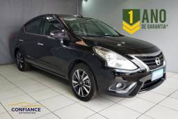 Nissan VERSA 1.6 UNIQUE CVT