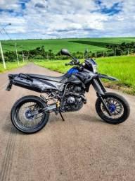 Lander 250 X motarde