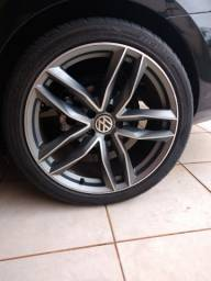 Roda aro 19 ,5x112, replica Audi RS6