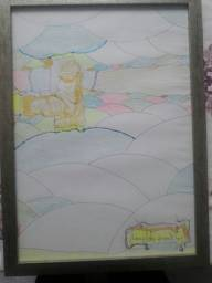 Desenhos do Arnaldo Baptista - Mutantes
