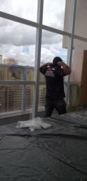 Pintor de imóvel e apartamento