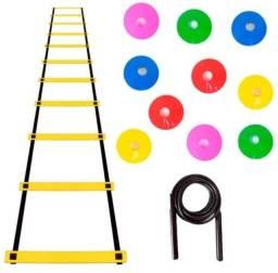 Kit Escada agilidade (Treino Multifuncional)