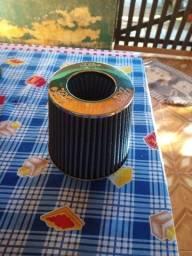 Filtro de ar K&N Azul Novo Nunca Usado!!!