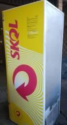 Freezer expositor cervejeiro metalfrio 497 litros 220V super novo