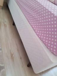Título do anúncio: Base Cama Box Herval Queen  158x198 cm, Branca