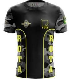 Camiseta Camisa Rota-rtx (uso Liberado)