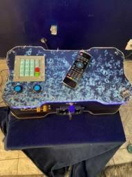Aluguel de Karaokê com Pontuação + Jukebox, Passa ou Repassa, Fliperama