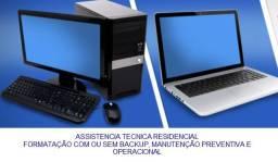 Título do anúncio: Formatação de computadores