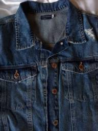 Jaqueta Jeans Feminina GG