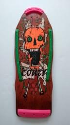 Shape Skate Tubarão Old Schooll Coney Anos 80 Raridade