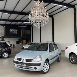 Título do anúncio: Clio Sedan Completo 10x sem Juros no Cartao