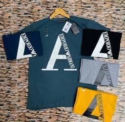 Título do anúncio: Camisa masculina Padrão shopping