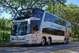 Título do anúncio: Ônibus DD Scania Marcopolo G7 GV1800 Único Dono