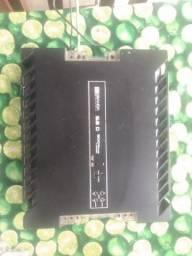 Módulo Amplificador Banda 9.8 D Digital - 1200w Rms
