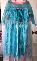 Vestido Frozen TAM 06 anos
