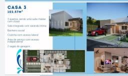 Vendo Lote + Construção de casa no Condominio Lacqua em Iranduba