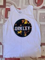 Título do anúncio: Regata oakley masculina original