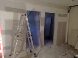Título do anúncio: Divisória - gesso acartonado - Drywall