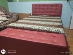 Cama cama cama cam de casal no valor de 350 avista ou cartão