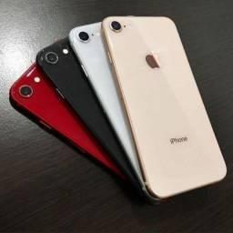 IPhone 8 64gb Rose Gold Black Silver Pronta Entrega Promoção