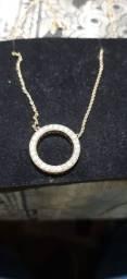 Colar Pandora 45 centímetros Original.