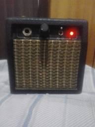 Mini Amprificador vox cor preta