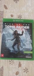 Rise of Tomb Raider xbox one usado