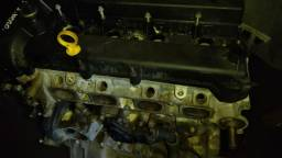Motor Ford Fusion 2.3 2008 Batido Com Nota Fiscal