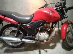 Moto fan 125 ano 2011 ks