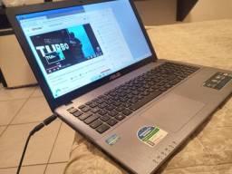 Notebook Asus i3 tela de 15 Uberlândia