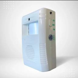 Detector Sensor Presença Anunciador Sonoro 3108 Lisheng