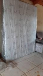 Direto da fabrica cama box casal 10 cm de espuma