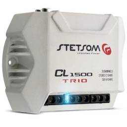 Modulo 3 Canais Stetsom CL1500 Trio 460w RMS