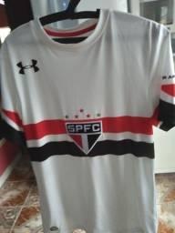 Camisa Original do São Paulo da Under Armour. (P)