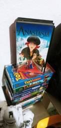 Título do anúncio: Fitas VHS para coleção
