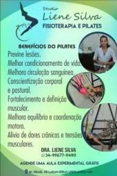 Título do anúncio: Fisioterapia e Pilates