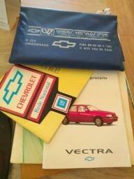 Manual do proprietário Vectra