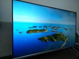 SMART TV PHILIPS 50 POLEGADAS 4K SEMI-NOVA COM EXCELENTE QUALIDADE DE IMAGEM.