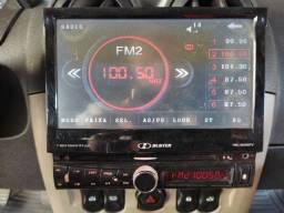 Rádio DVD Buster( Leia a descrição)