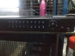 DVR 16 canais HDMI - Stand Alone H264 Tecvoz