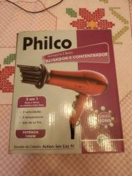Secador de cabelos Philco Action Ions Liss N