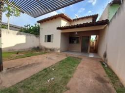 Casa já financiada. 2 quartos, varanda, churrasq. São Conrado. Parcelas 699,00