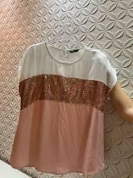 Blusa nunca usada