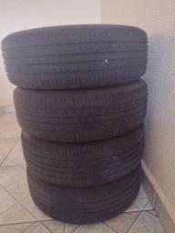Rodas 14 com pneus