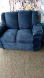 Título do anúncio: Conjunto de sofa novo