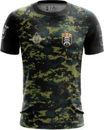 Camiseta Camisa Comandos E Operações -coe (uso Liberado)