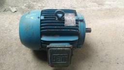 Motor Weg 7,5 cv 3500 rpm