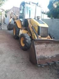 Urgente vendo retro escavadeira newholland B95BANO ANO 2013