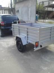 Reboques e trailer